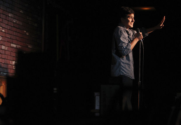 Comedians' coach cooks up tasty tips