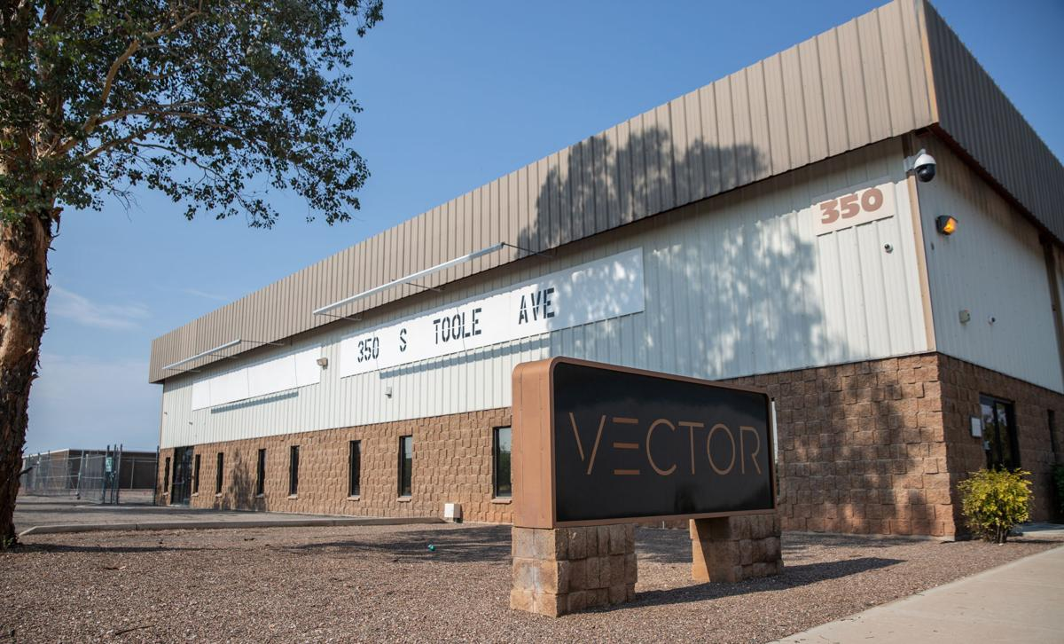 Levin Family Foundation warehouse