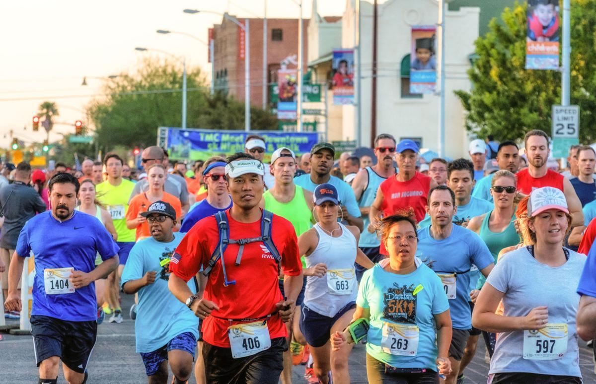 TMC Meet Me Downtown 5K Night Run and Walk