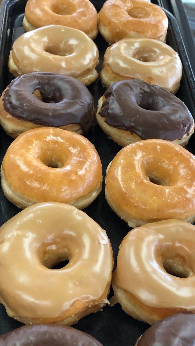 Resurrection of the doughnut hole