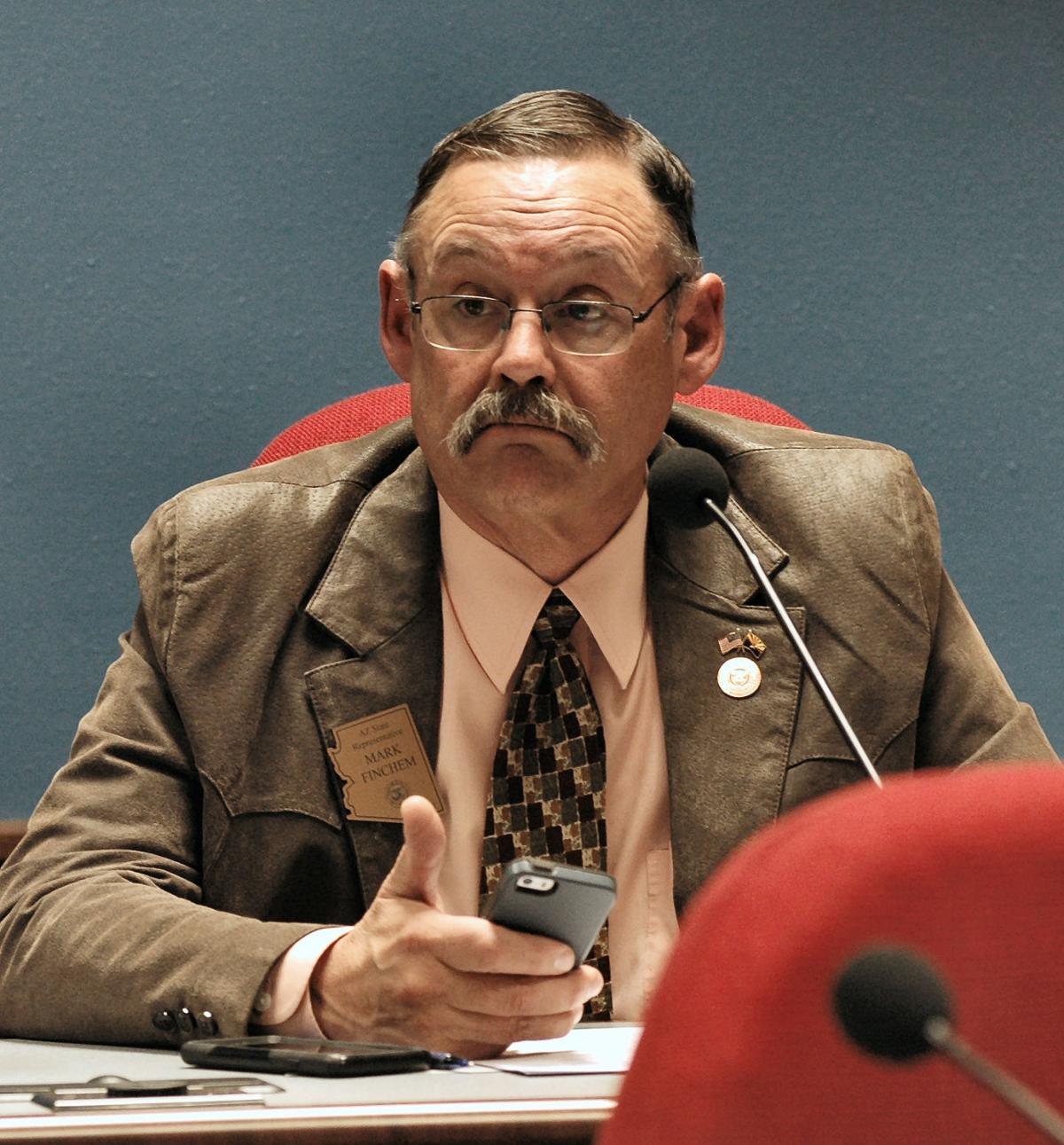State Rep. Mark Finchem