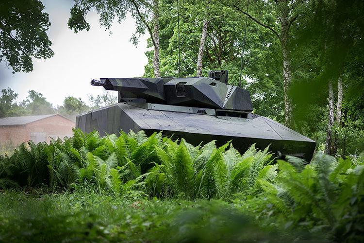 Lynx combat vehicle