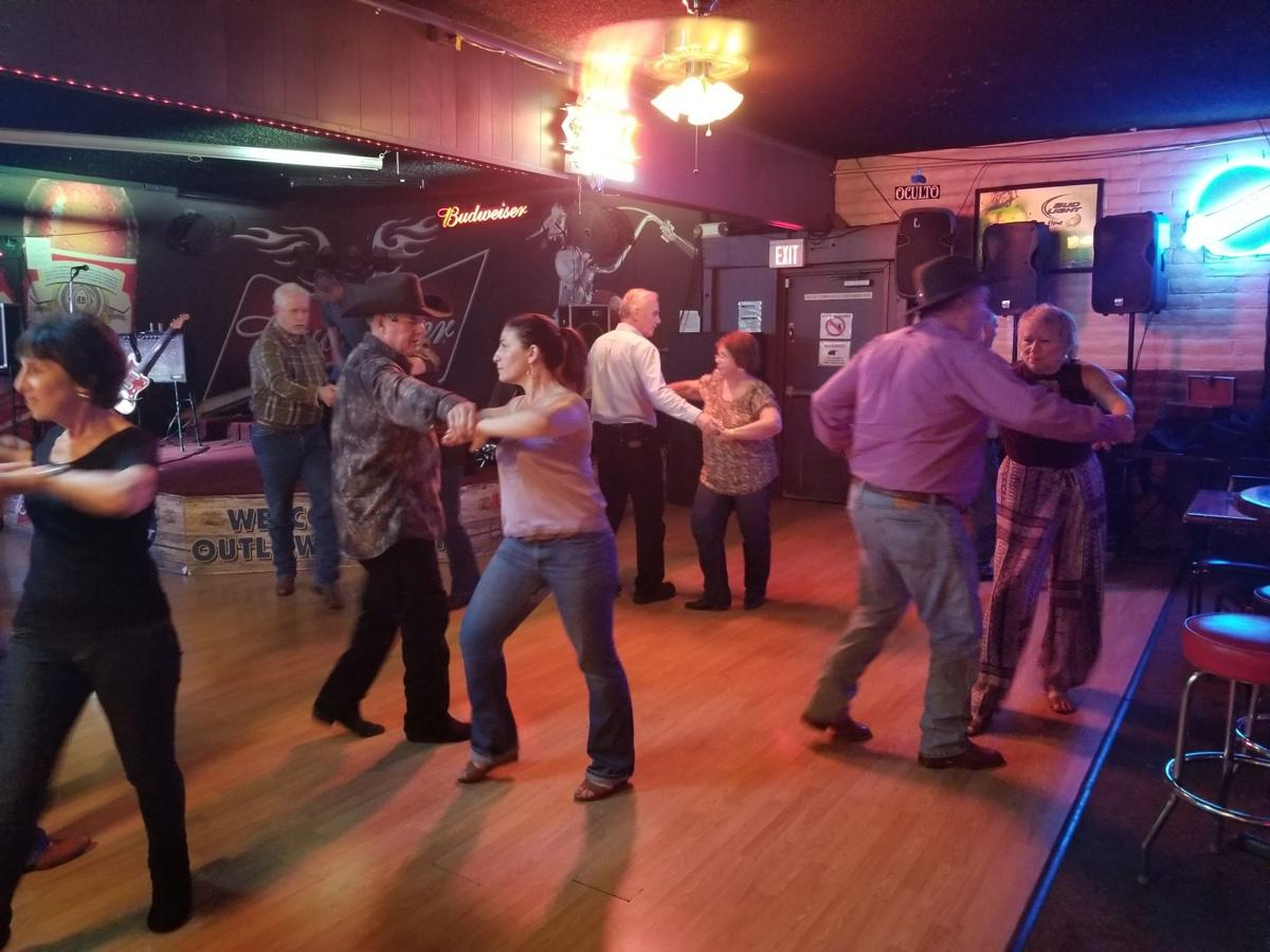 Country Dance Lessons — The Outlaw Saloon