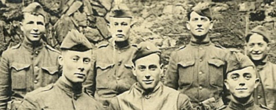 World War I centenary: Gus Vasquez