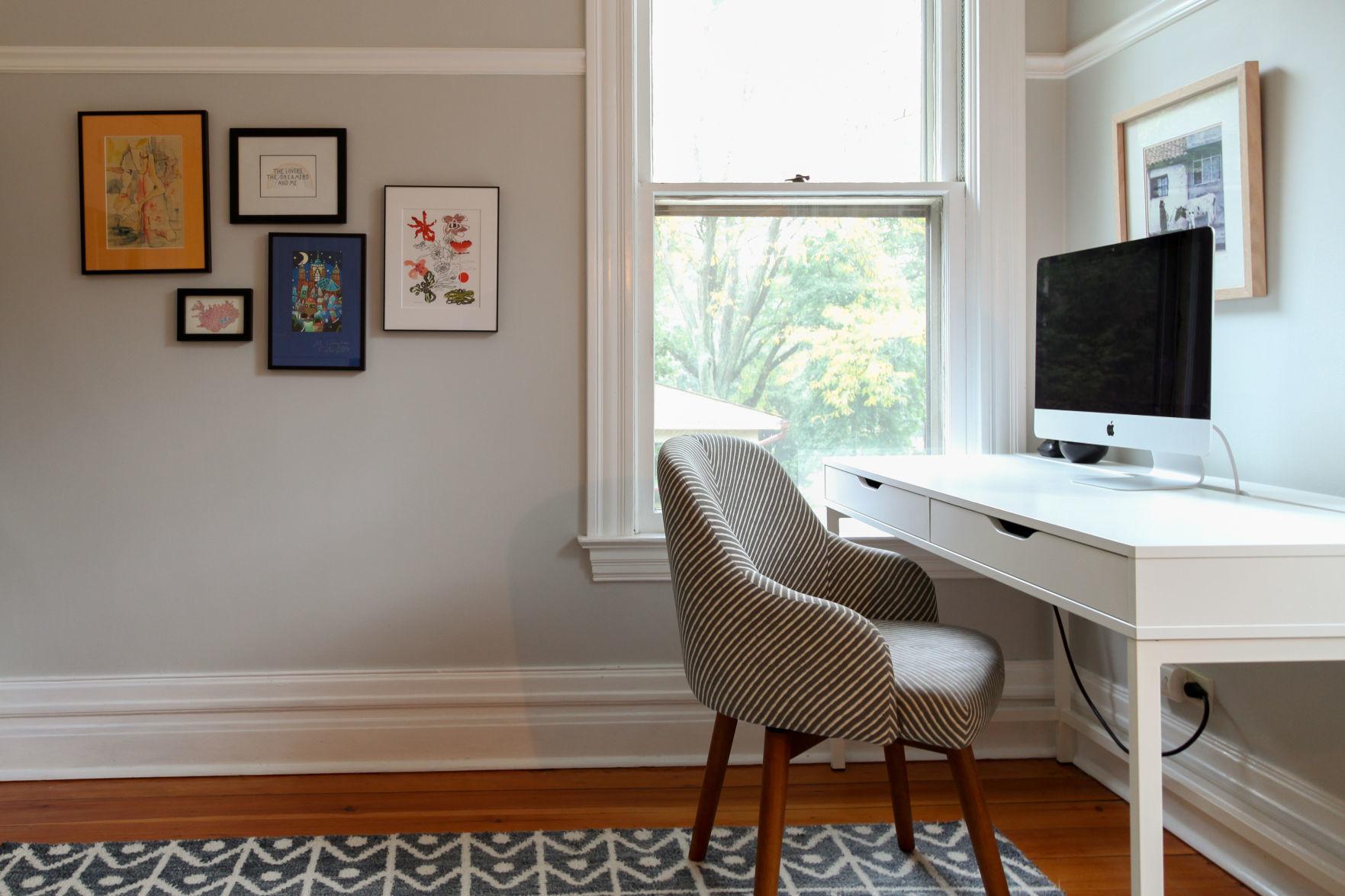 Home Office. Rachel Loewen Photography, Original Photo On Houzz