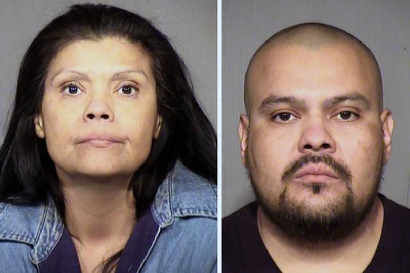 Woman, son sent to prison in Arizona prescription drug ring