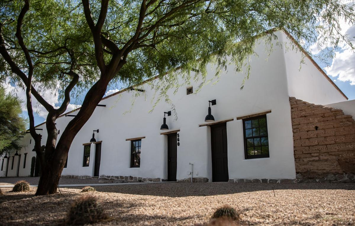 Diane Keaton lists historic Tucson home