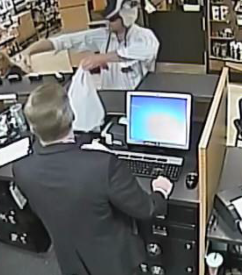 Pima County sheriff's deputies ask public for help in ID'ing bank robber