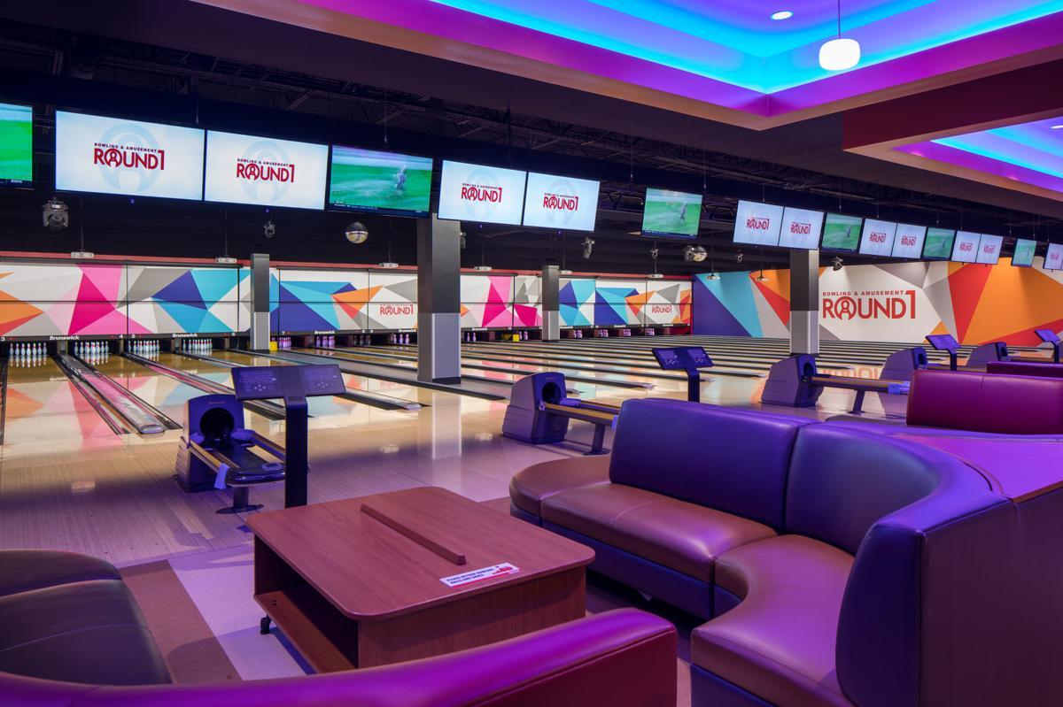 Round 1 Bowling & Amusement