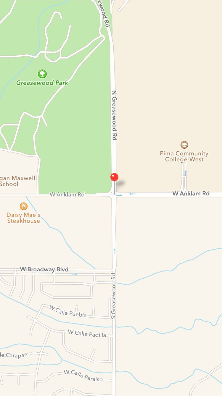 Man Shot And Dumped By Pcc West Campus Blog Latest Tucson Crime