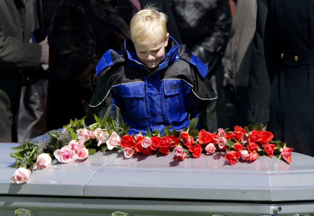 Funeral for Laurel Clark