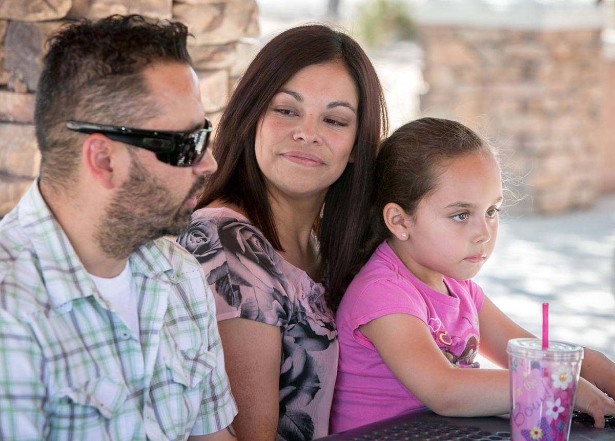 Gianna Hurtado Family