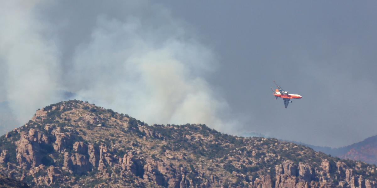 Burro Fire grows to 14,000 acres, forces Mount Lemmon evacuations