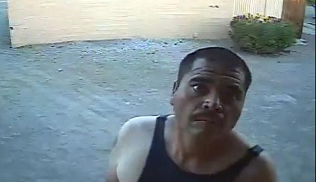 Pima County deputies: Video nabs suspected burglar's mug