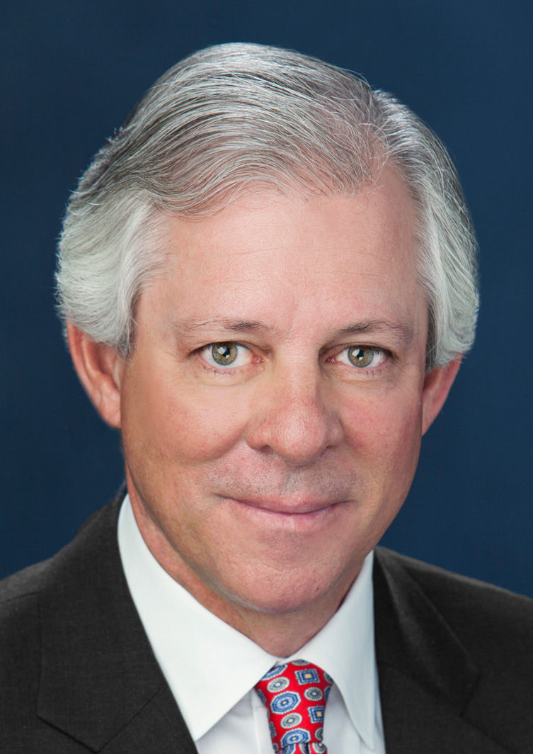 Dr. Robert Robbins, finalist for UA president