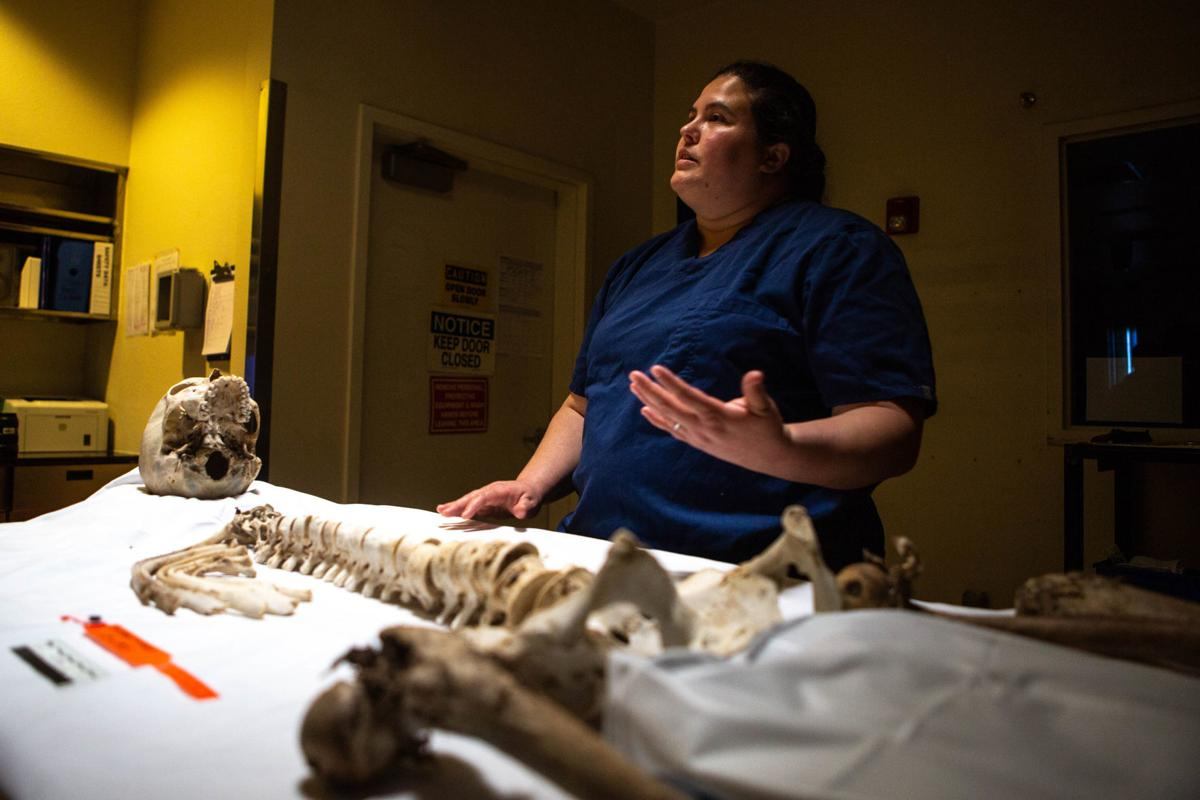 Repatriating remains of those found in desert is long, expensive process