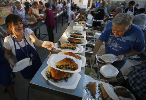 2014 Tucson Greek Festival