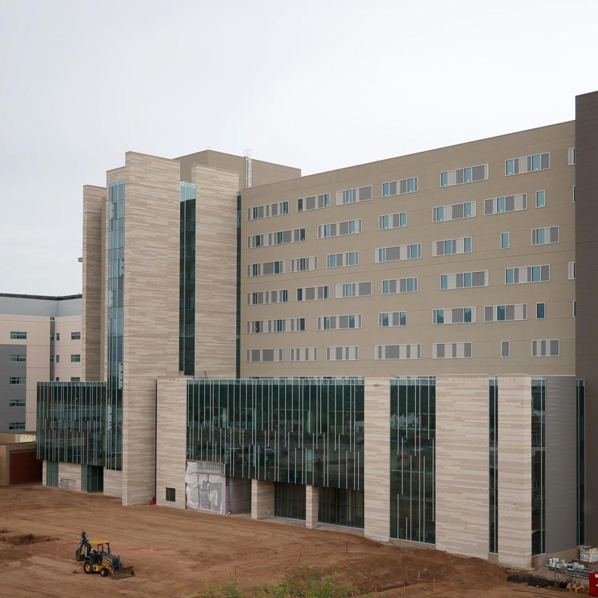 Tucson's Banner-UMC ranked 3rd-best hospital in Arizona