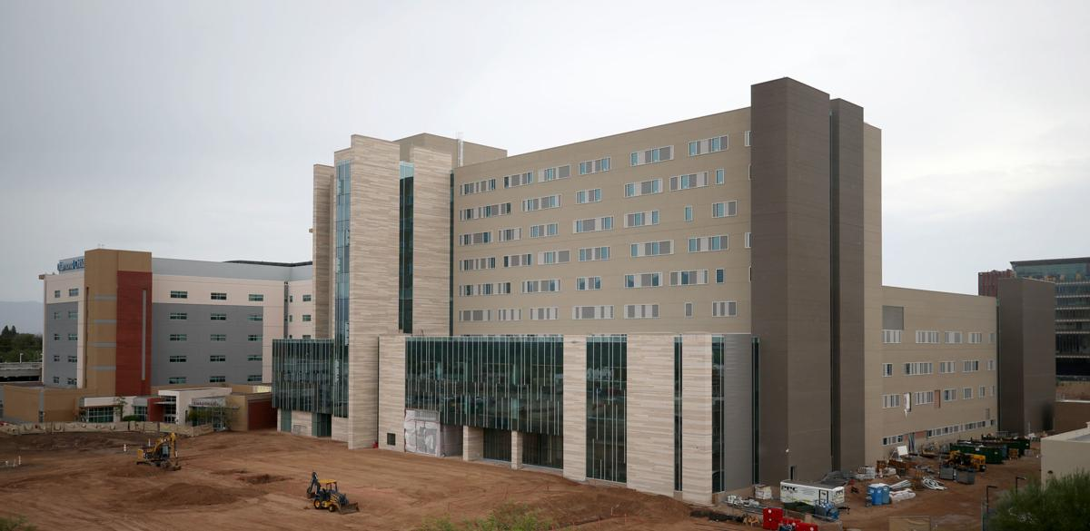 Tucson's Banner-UMC ranked 3rd-best hospital in Arizona | Local news