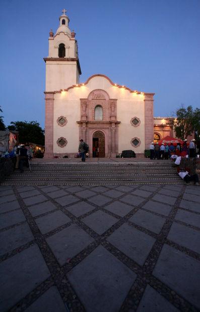 Magdalena tiene nueva capilla de San Francisco