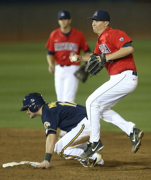 University of Arizona vs. Kent State college baseball