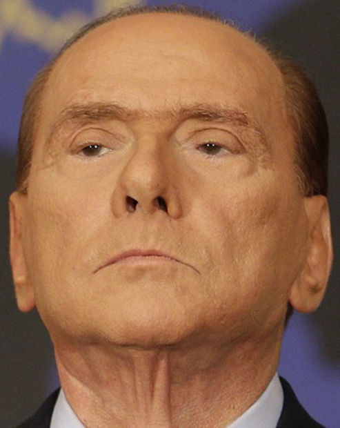 Berlusconi gets 7-year term in sex-for-hire conviction