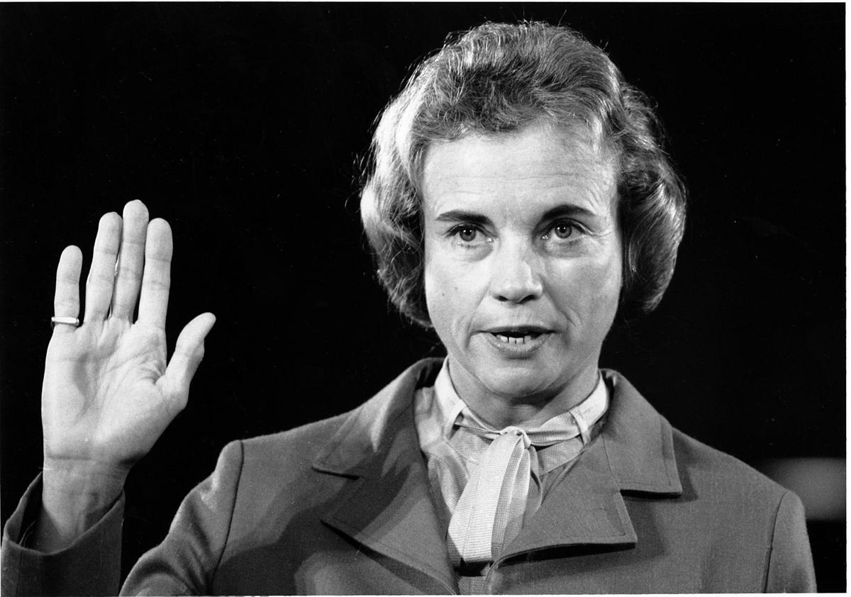Tucson In The 70s >> 1981: The first female Supreme Court justice | | tucson.com