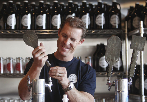 Sentinel Peak Brewing Company prepares for soft opening