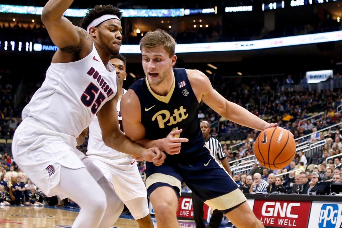 Pittsburgh Duquesne Basketball