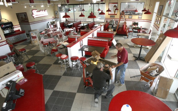 Freddy's on the east side now open