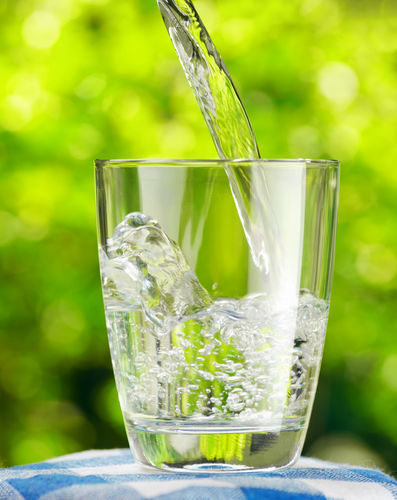 Clear drinking water