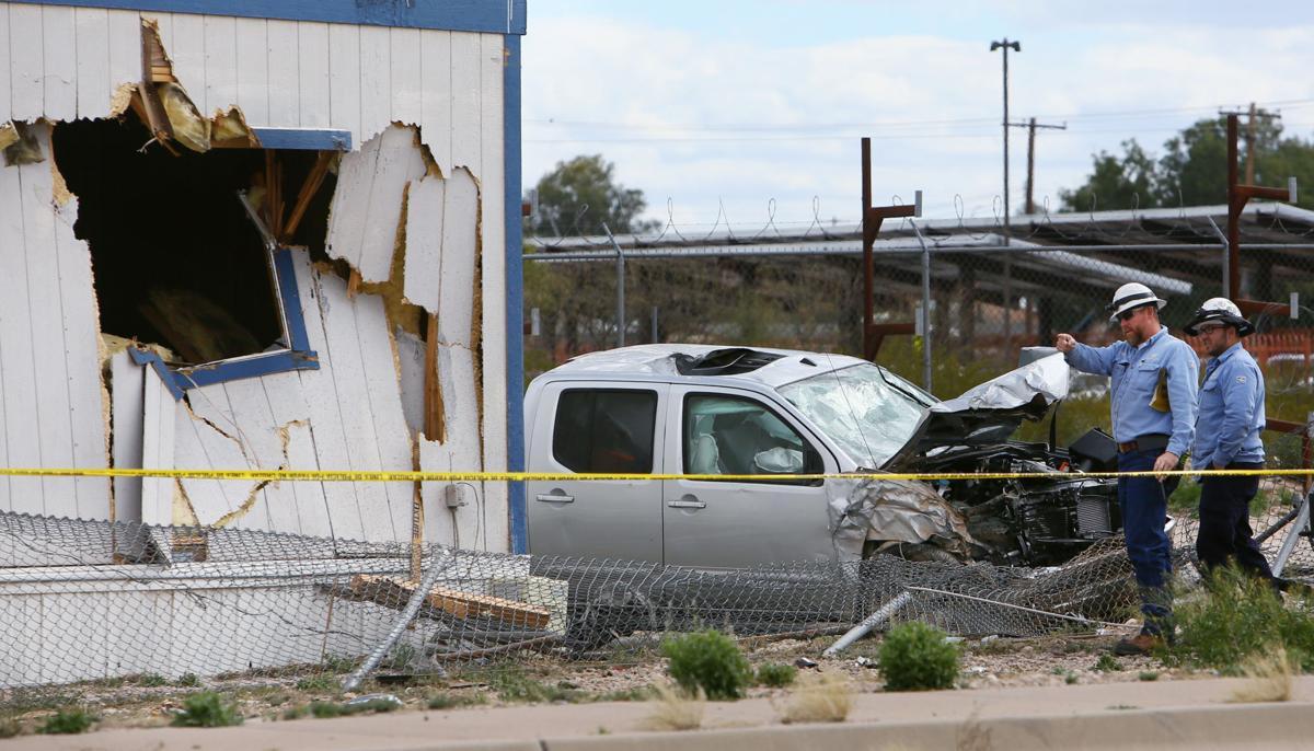Collision on Nogales Highway