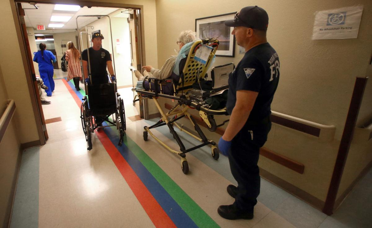 Photos: A night in TMC Emergency Room | Blogs | tucson.com