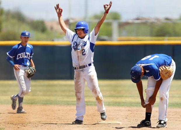 Sierra Vista Buena vs. Sunnyside high school baseball