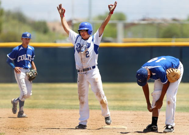 High school baseball state playoffs: Nuñez delivers in ...