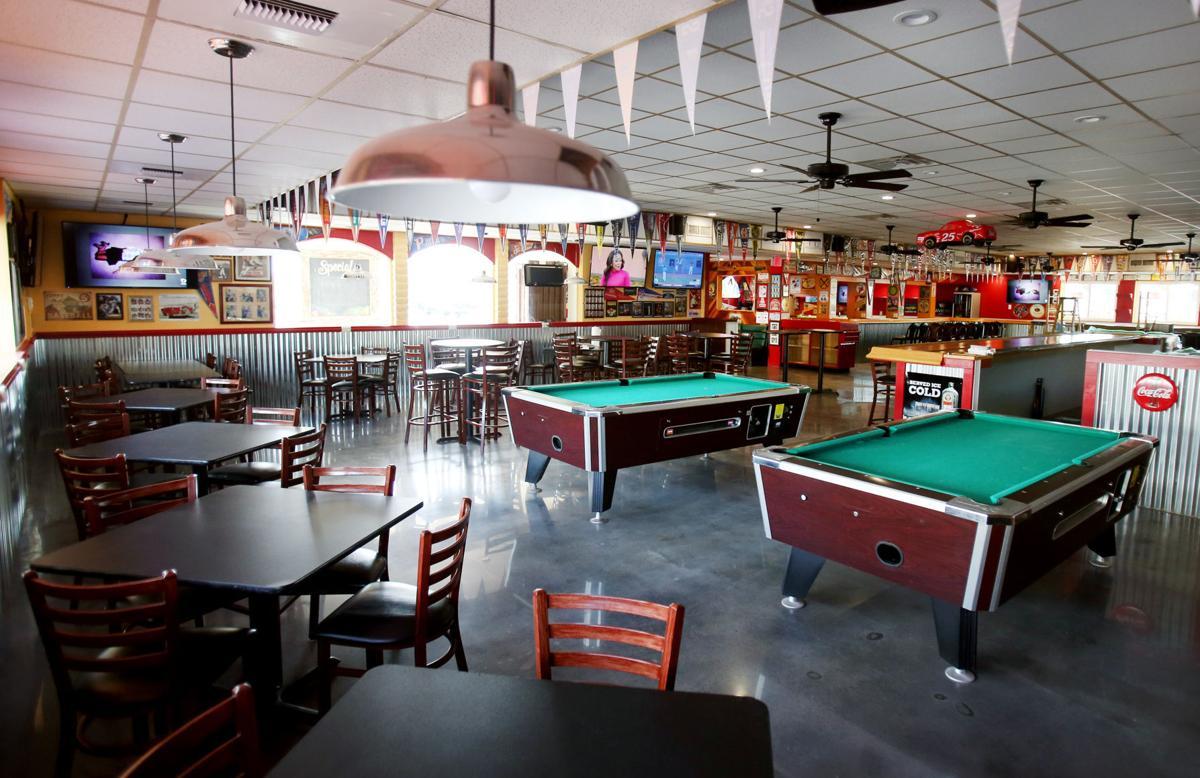 Putney's sports bar