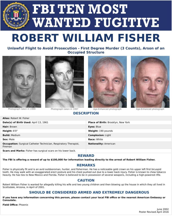 Robert William Fisher