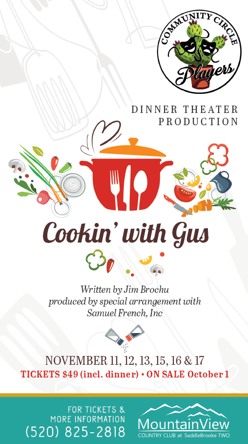 Fall Dinner Theatre Tickets Available | Arts-and-leisure ...