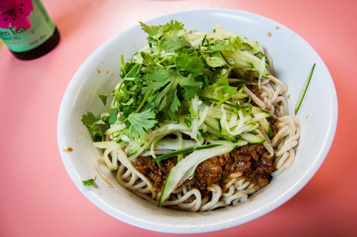 China Pasta House noodles