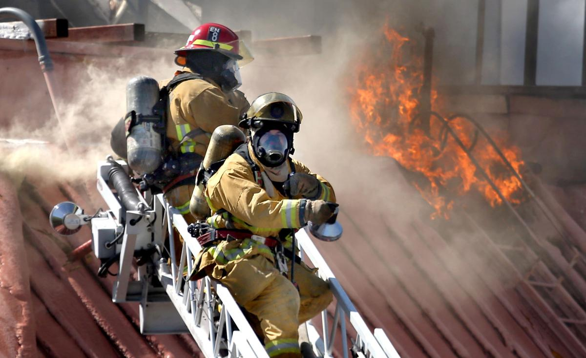 Photos Fire Damage A History Of Tucson Businesses In