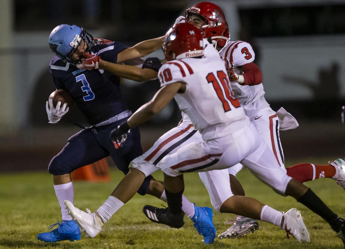 Pueblo-Tucson HS football