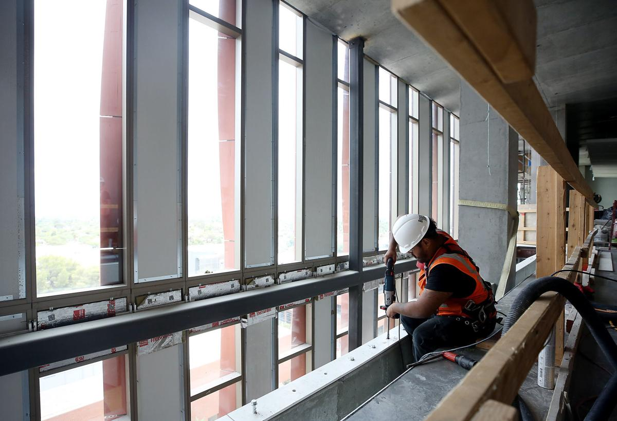 Arizona's Economy Being Propelled By Construction Jobs