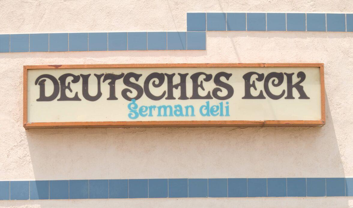 Deutsches Eck in Sierra Vista