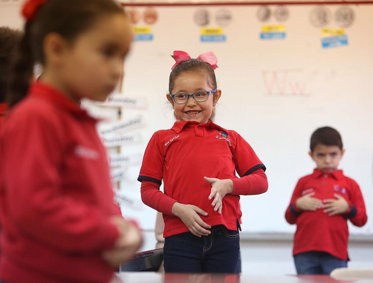 Cri-Cri Kindergarten in Agua Prieta