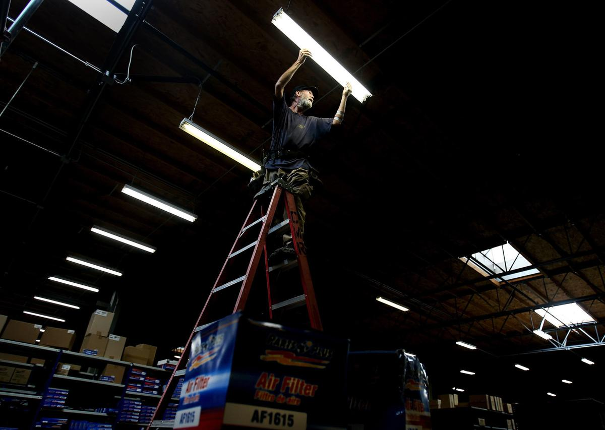 Energy-efficient lighting rebate program (copy)