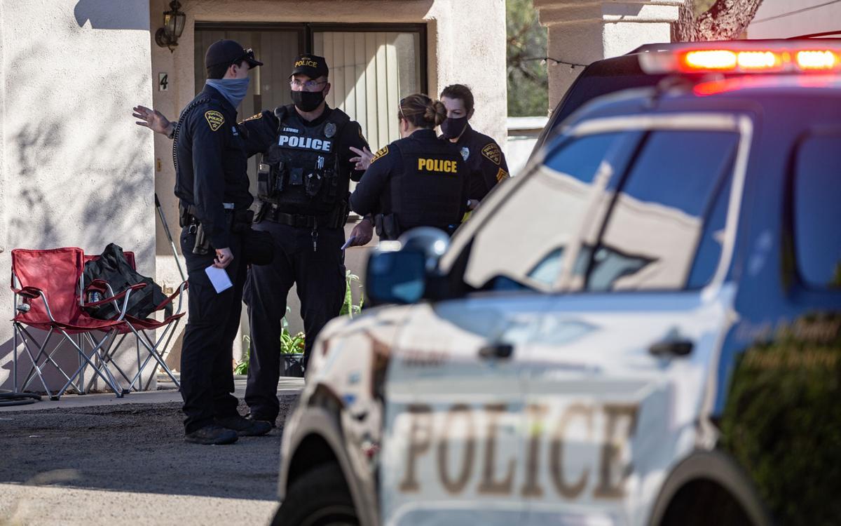 Tucson Police, investigation
