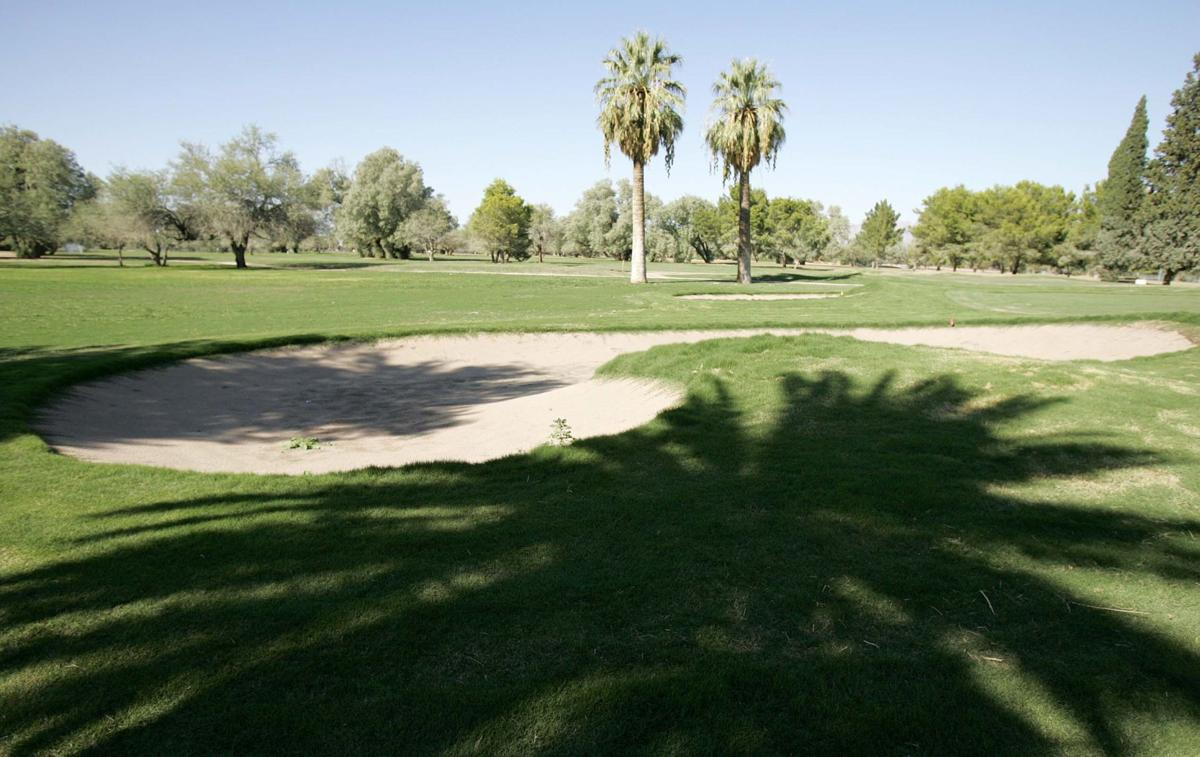 Golf Stores Tucson >> Greg Hansen Closing Of D M S Blanchard Golf Course A Sad Sign Of