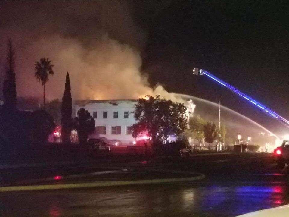 Bisbee fire