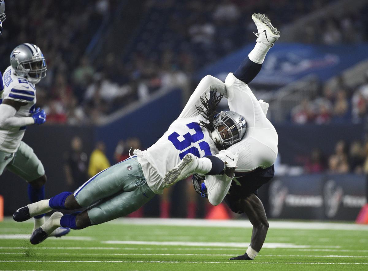 APTOPIX Cowboys Texans Football