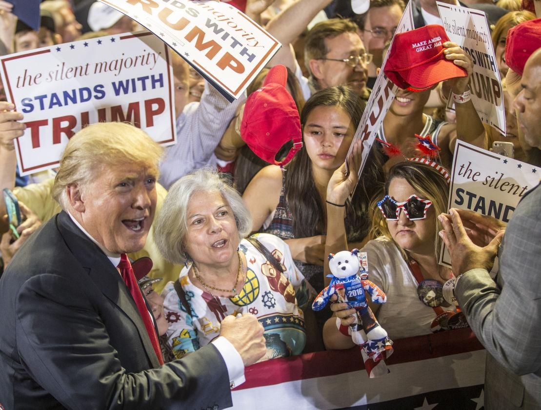 Trump rally in Phoenix